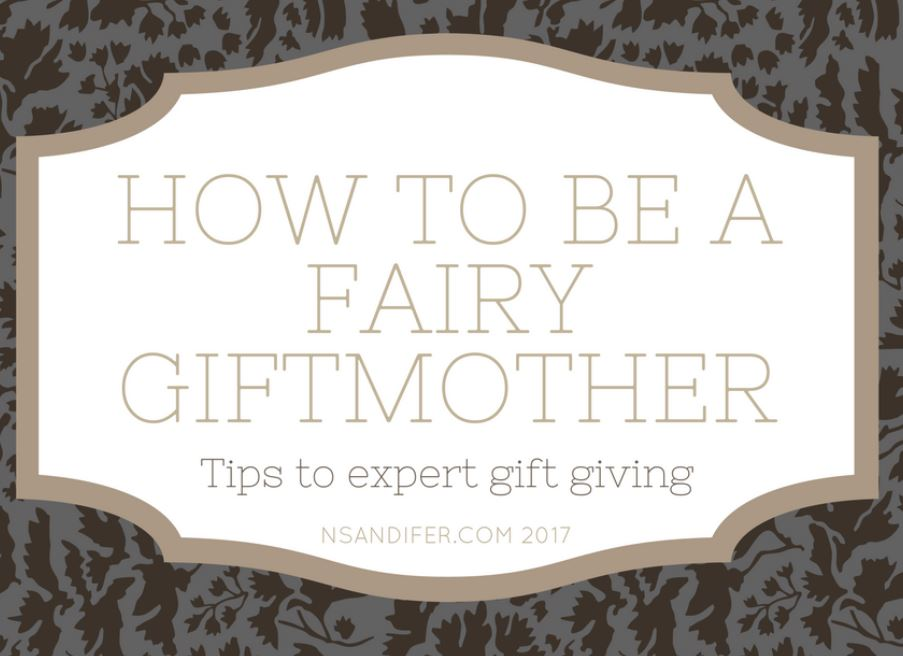 Are you rubbish at buying gifts? Well banish those gift buying blues with my easy steps to becoming an expert gift buyer.