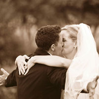 package 1 wedding day photography 5 hours USB of color corrected + high-res images Starting at $3000.00