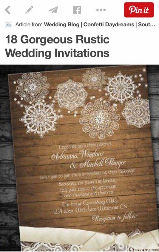 http://www.confettidaydreams.com/rustic-wedding-invitations/