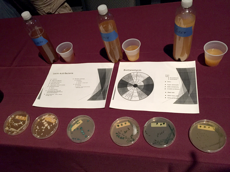 Beer + Science = Happy Place!