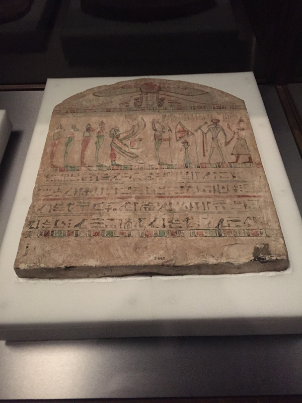 Hieroglyphics!