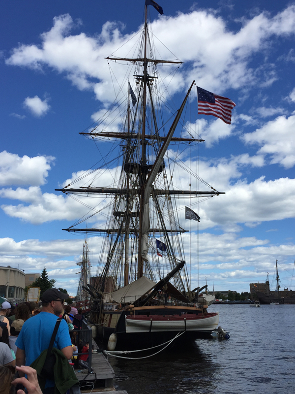 Tall Ships Duluth
