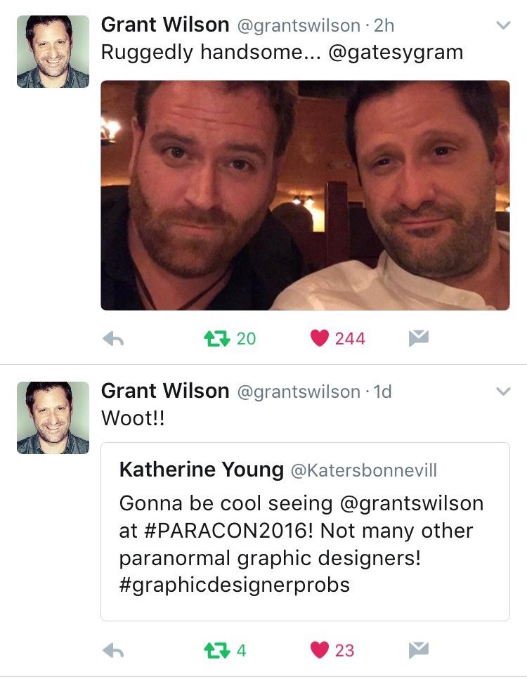 Grant Wilson Tweet