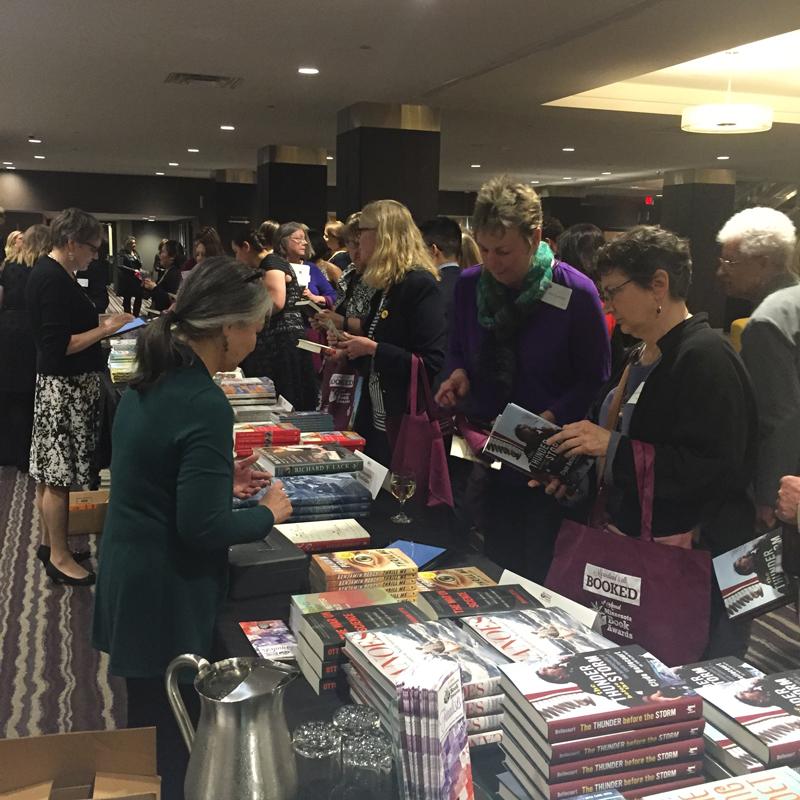 Book sales.