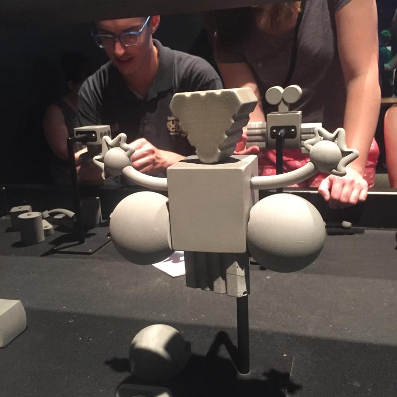 Build a robot.