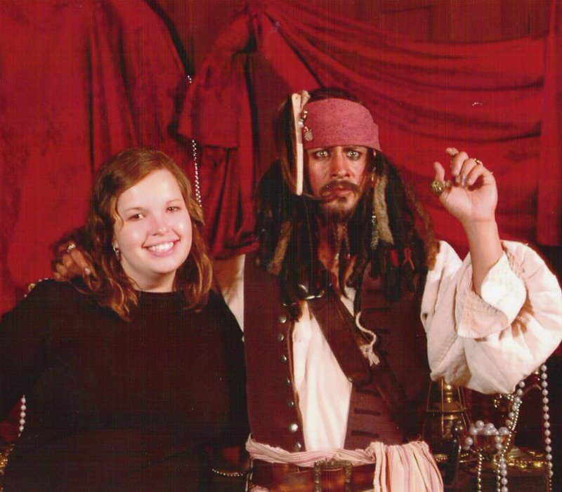 I just loved the Pirates and Princess Parties!