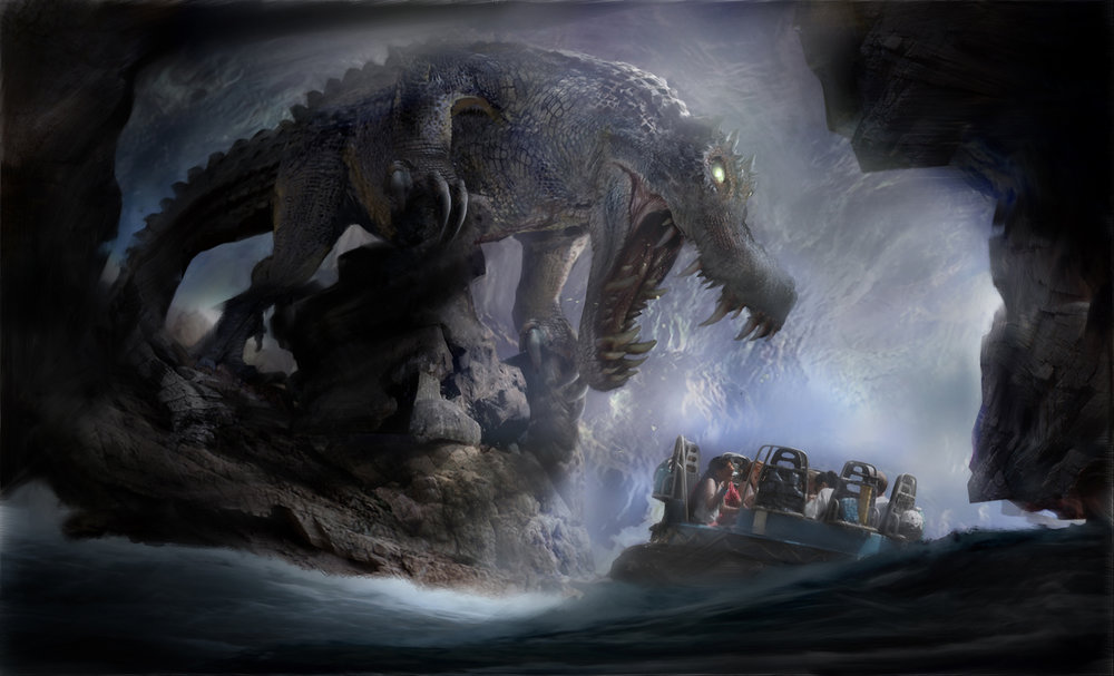 15.disneyland isle of adventure croc.jpg