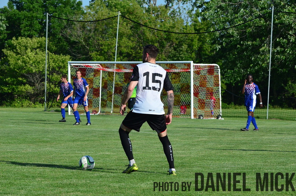 Engel, calm in possession against Croatian Eagles