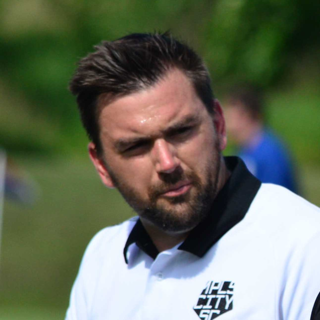 ADAM PRIBYL   Head   Coach