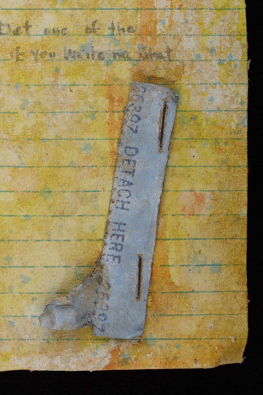 Bus Ticket (Detail)