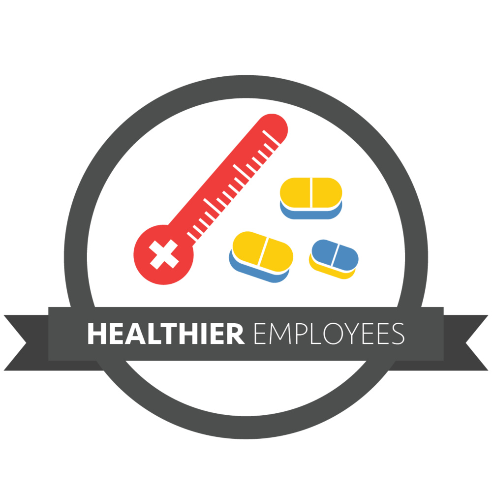 healthier employees