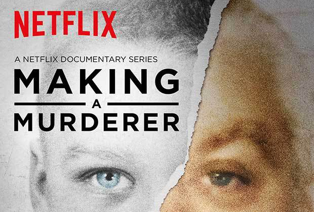 Making a Murderer has gained a lot of traction since it's Dec. 18 release.  We posted a few of the cues we wrote for it on the Music page, as well as on our SoundCloud.  The dark tone of the show was complimented by the raw, bare instrumentation we used.