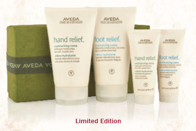 A GIFT OF RENEWAL    $52   Hand & Foot Relief 125ml + Hand & Foot Relief 40ml