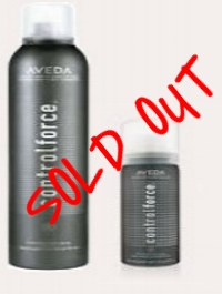 A GIFT OF CONTROL FORCE    $32 - SOLD OUT    Control Force Firm Hold Hairspray 9.1oz    Control Force Firm Hold Hairspray 1.4oz