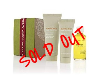 A GIFT OF GREAT SHAVES    $22.50 - SOLD OUT    Pure-Formance Shave Cream 150ml Dual Action Aftershave 25ml Mens Composition Oil 30ml