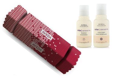 VIBRANT STOCKING STUFFER    $18    Color Conserve Shampoo 40ml Color Conserve Conditioner 40ml