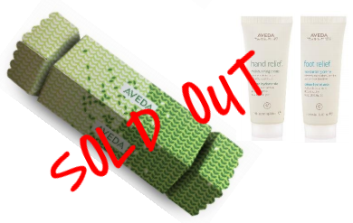 MOISTURIZING STOCKING STUFFER    $18 SOLD OUT    Hand Relief 40ml Foot Relief 40ml