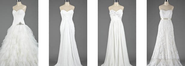 Wedding Dress options