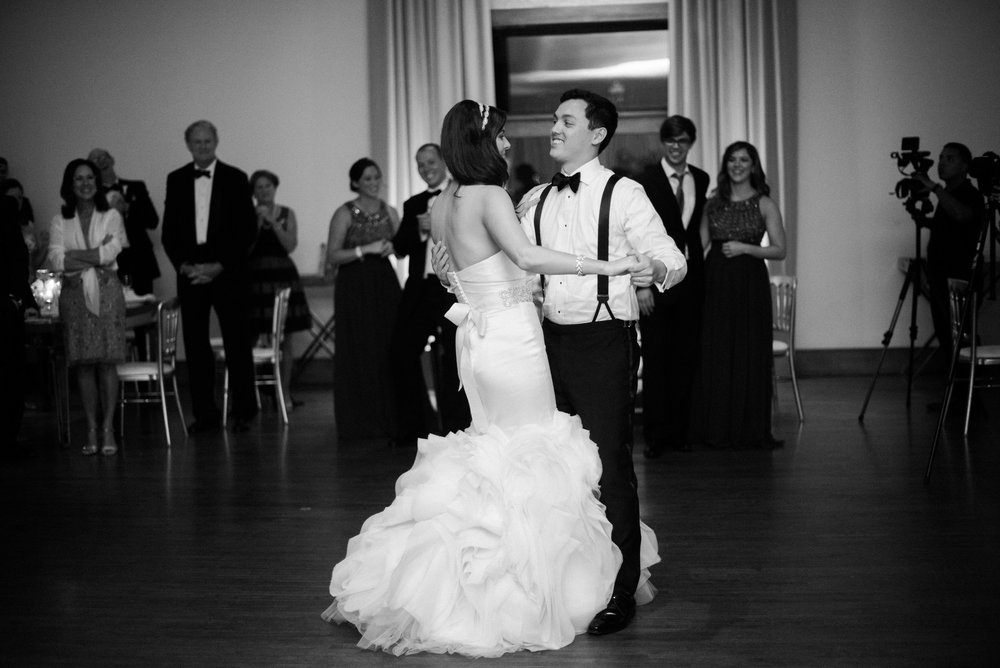 "First Dance to ""Out of My League"" by Fitz & the Tantrums"