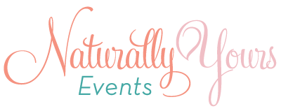 Naturally Yours Event Planning for Weddings