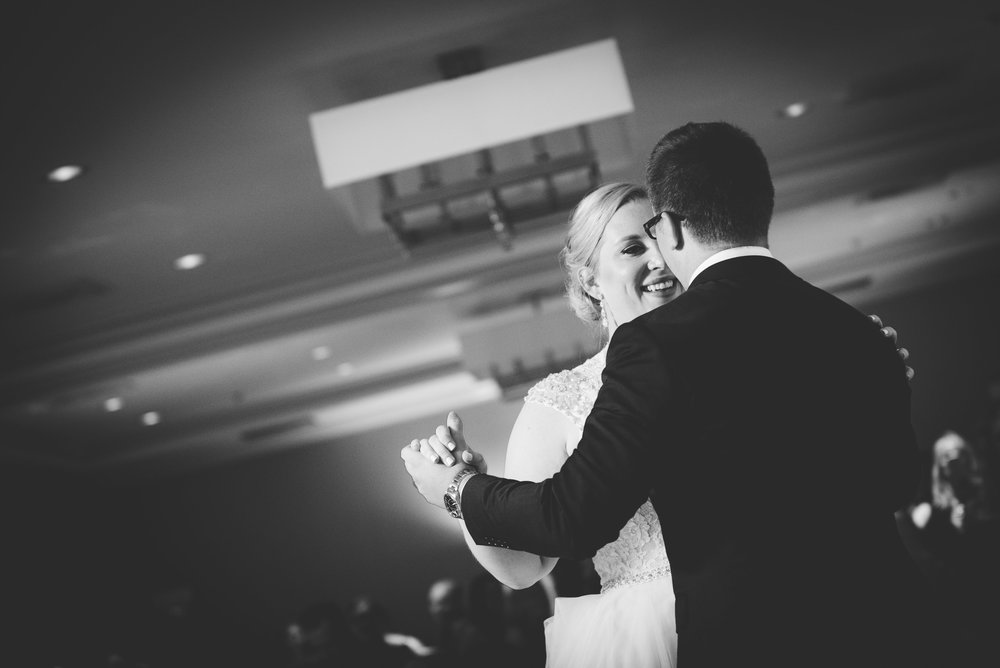 "First Dance to Sam Smith's ""Latch"""