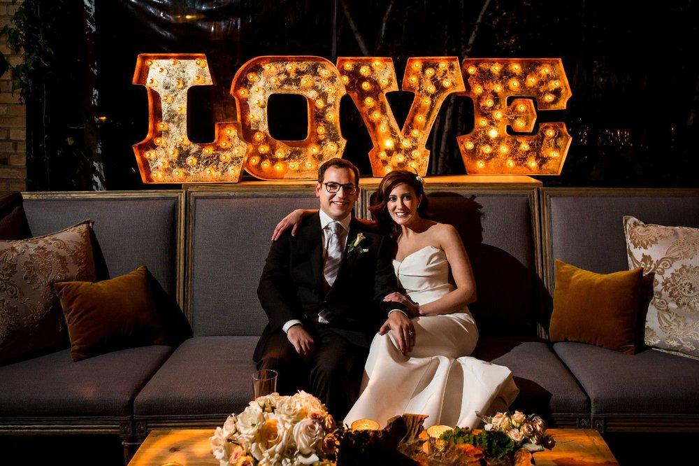 Wedding at  Chicago Botanic Garden , Photo by  Steve Koo