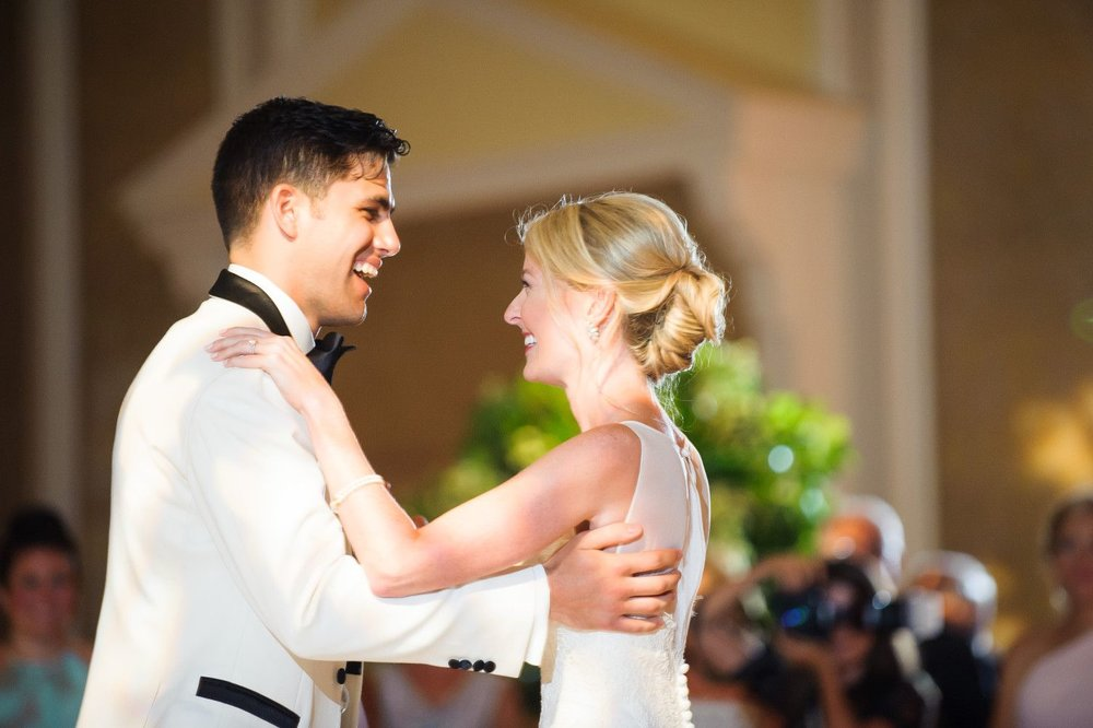 First Dance at The Breakers, Photo by Avery House