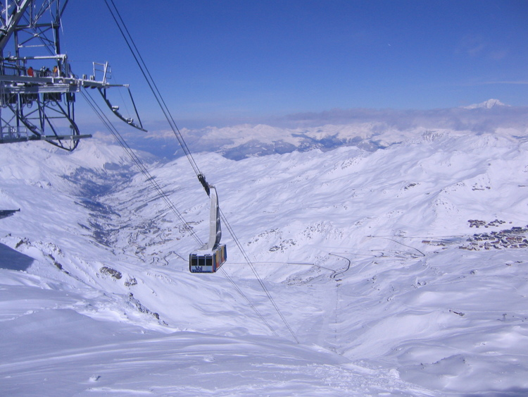 Val Thorens, 3 Valleys, France