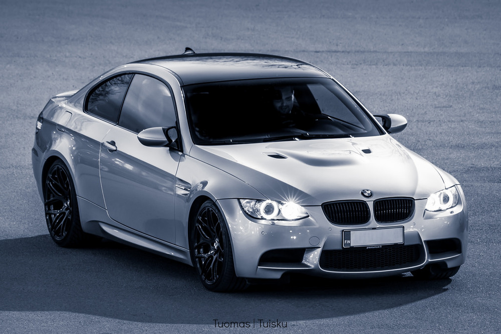 My Dream Car - the BMW M3 E92 V8. If I bought this in 2010 like I wanted to, I wouldn't be sitting here right now looking out the window at the snow! Image Credit: Tuomas Tuisku, compfight.com