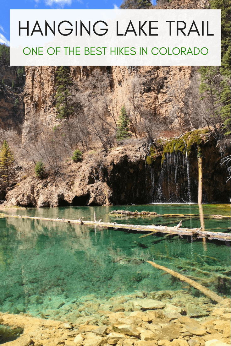 Hanging Lake Trail - One Of The Best Hikes In Colorado