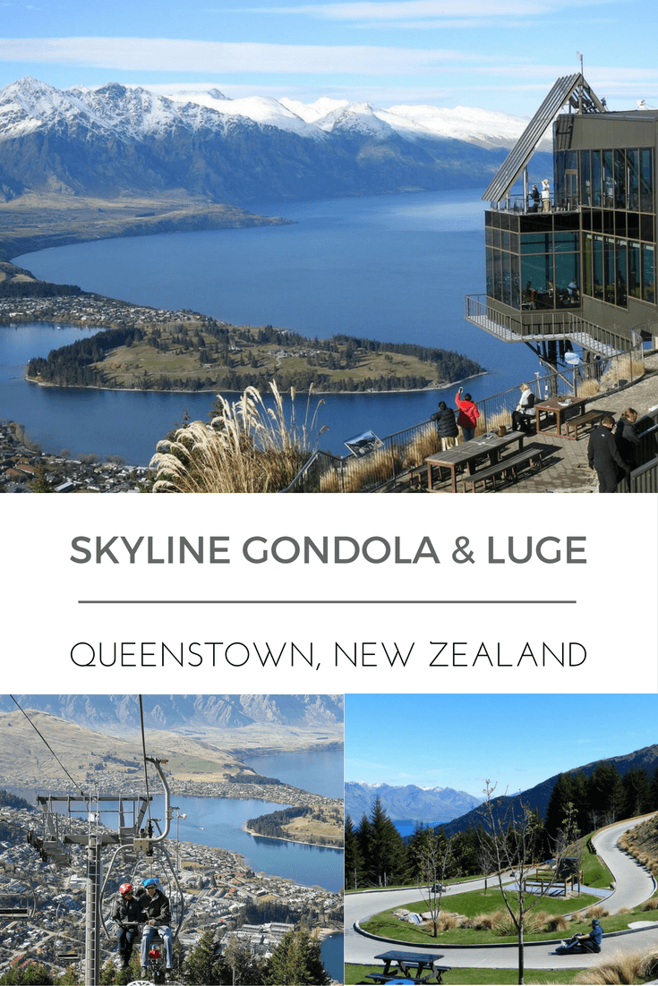 Skyline & Luge - Queenstown, New Zealand