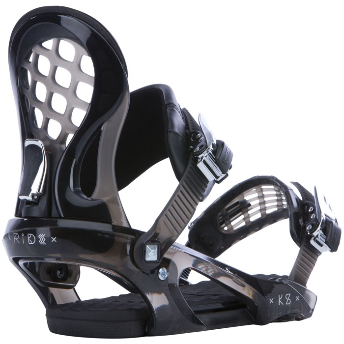 Ride Women's KS Snowboard Bindings 2015