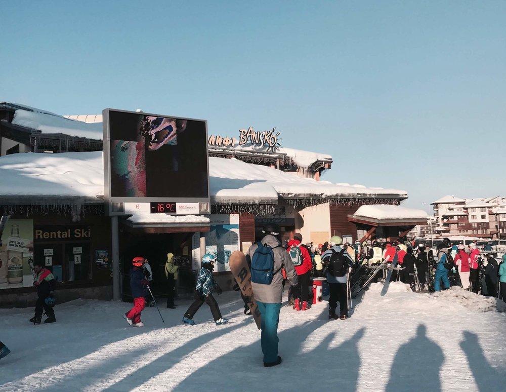 Bankso Ski Resort