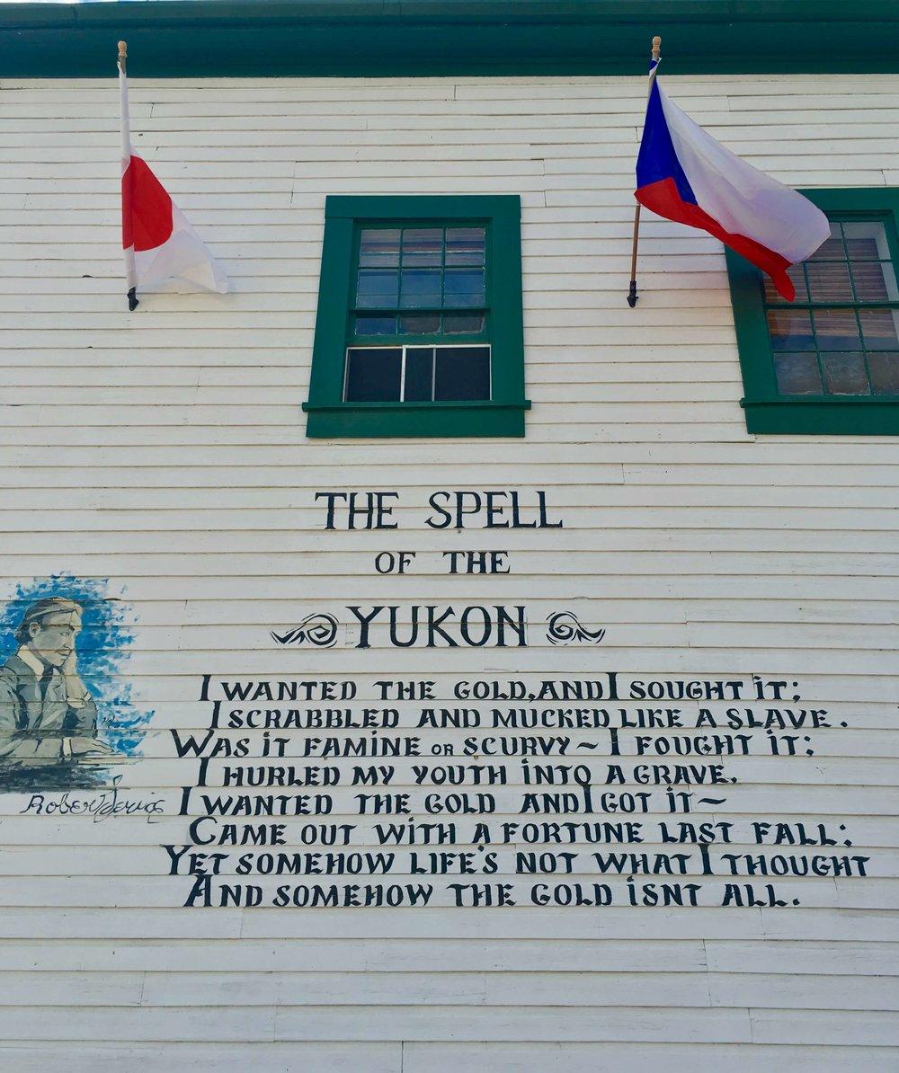 spell of the yukon