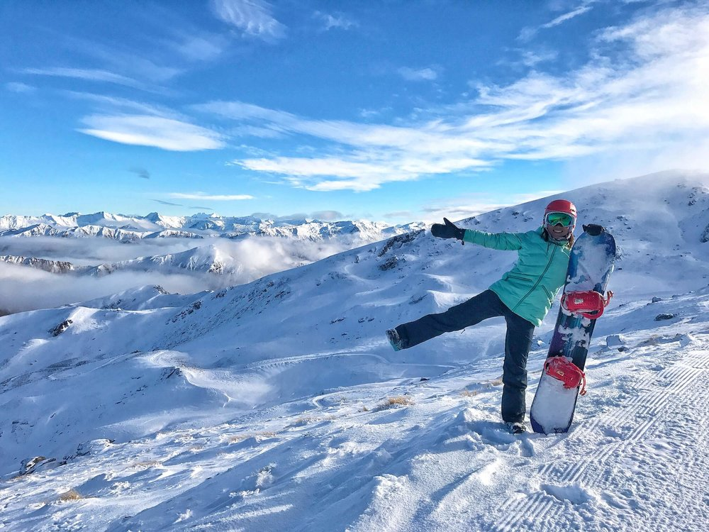 YEP, WE LOVE CARDRONA!