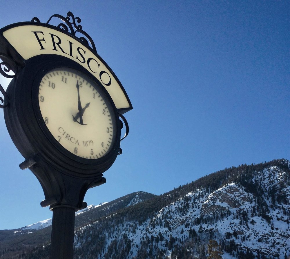 LOOK TO STAY IN FRISCO IF YOU WANT TO BE CENTRAL TO PLENTY OF AWESOME COLORADO RESORTS