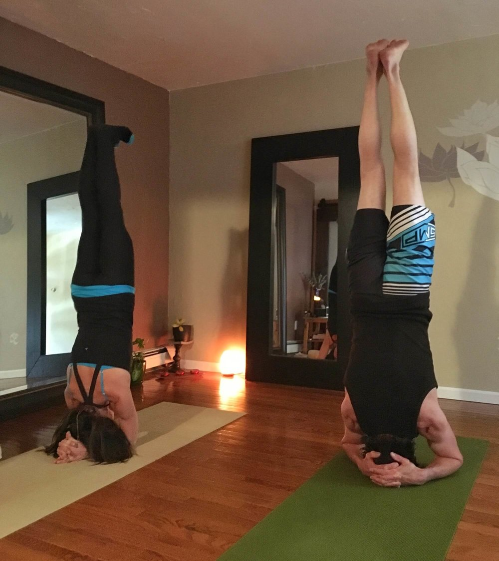 LISA AND MICK - LEARNING INVERSIONS