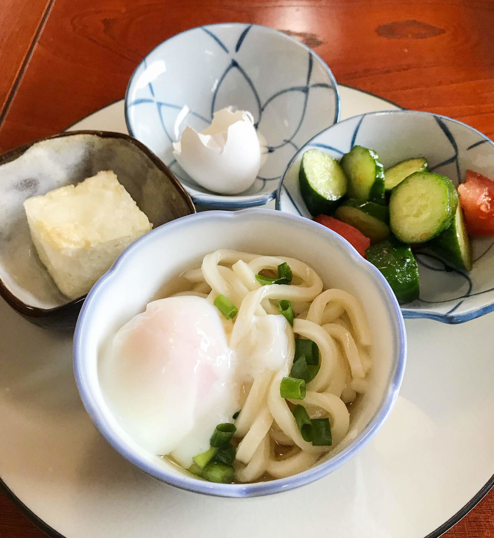 BREAKFAST ONSEN EGG