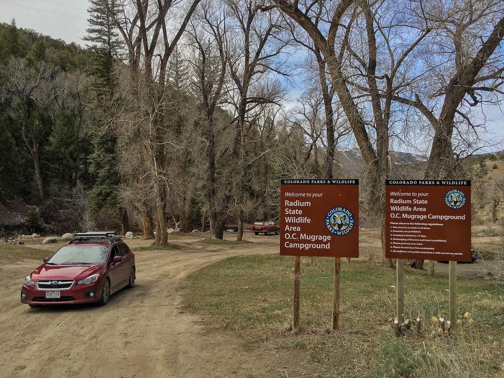 mugrage campground
