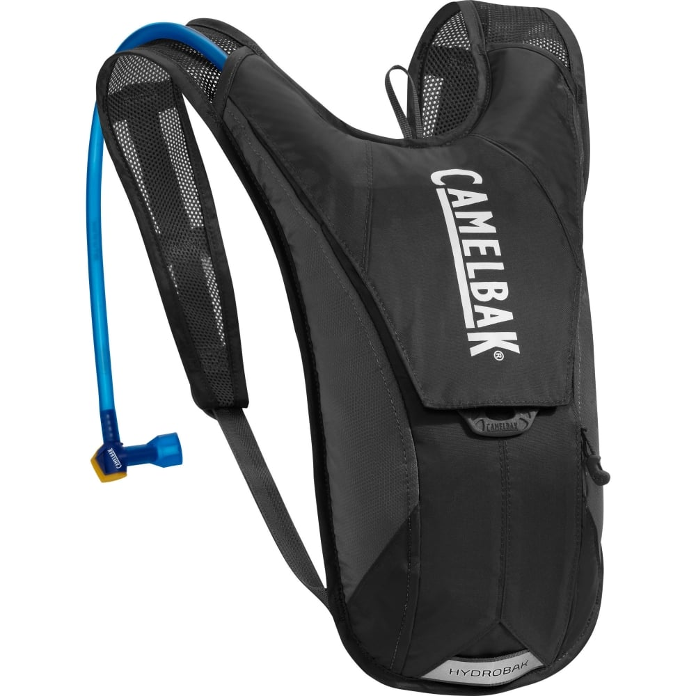 Hydration Pack - I have a Camelbak very similar to this which is lightweight, compact and fits under my jacket. I barely know it is there. Fitting under the jacket is important for a couple of reasons:You don't look weird. I like that it is discreet.Your water won't melt. I've had snow covers on the tube and the water inside it has still frozen when it has been outside of my jacket.