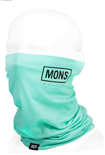 Mons Royal Neck Warmer - One of the best ways to protect your skin during winter is to reduce exposure to the sun. When we are skiing and snowboarding, we are generally covered up everywhere except our faces. Covering up using a face mask or neck protector is probably the best protection you can have from the UV rays. I have this Mons Royale neck warmer which I absolutely love - it's made from Merino wool and is soft, breathable, moisture wicking and odour resistant. Mons Royale make very high quality gear so the investment is worth it, they'll last you a very long time.