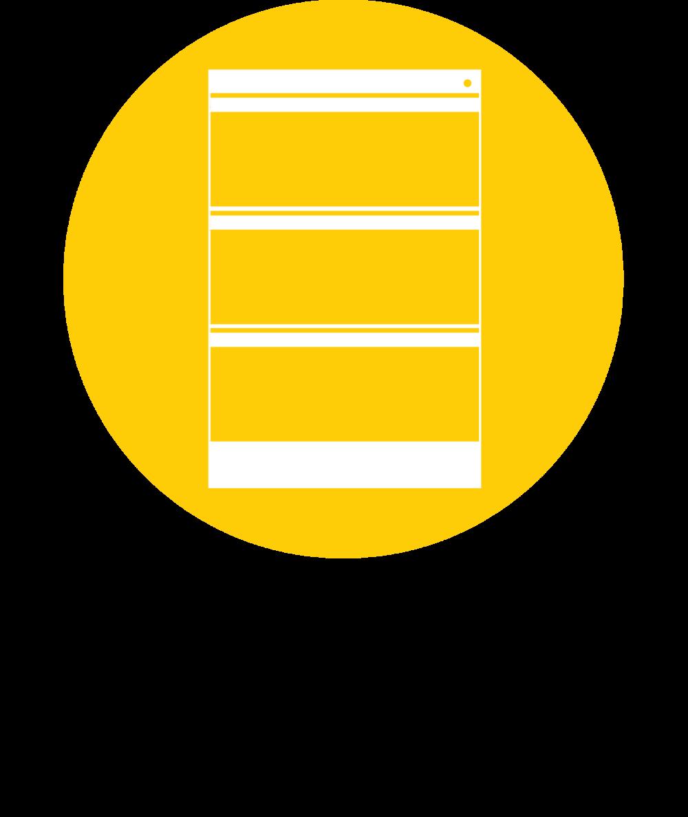 GSA - Filing/Storage