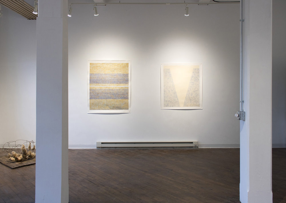 A Tenuous Equilibrium: Dena Haden & Samantha Mitchell   AUTOMAT, Philadelphia, PA  March 2017