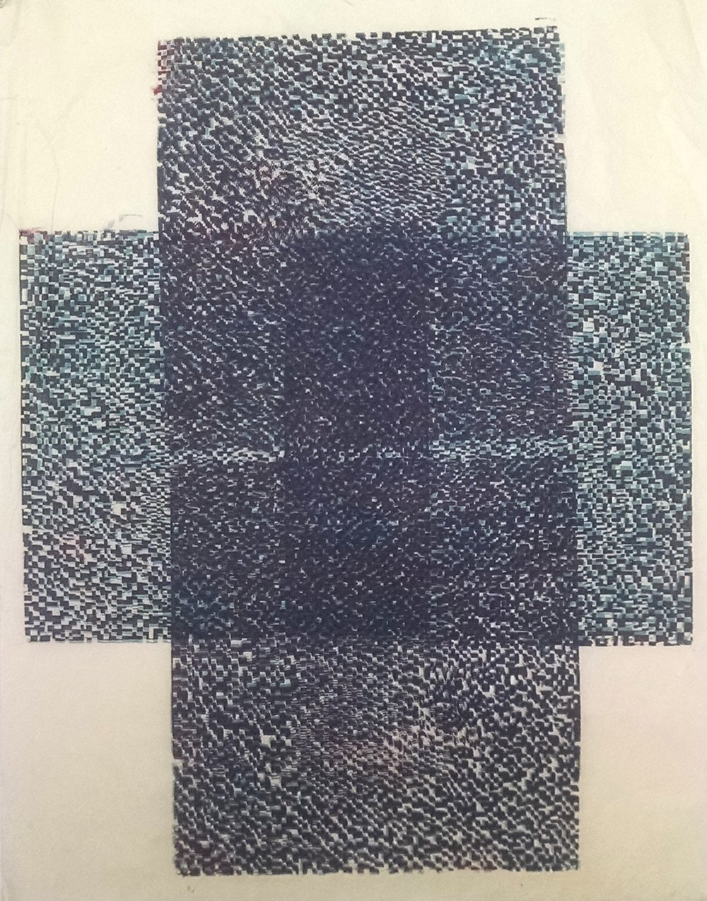 In Grain: Prints by Samantha Mitchell   Brodsky Gallery at the Kelly Writer's House, University of Pennsylvania, Philadelphia,PA  January 2015