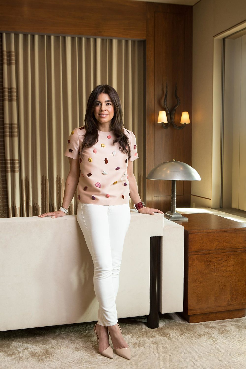 Natasha Baradaran Is The Founder And Creative Visionary Behind Natasha  Baradaran Interior Design.
