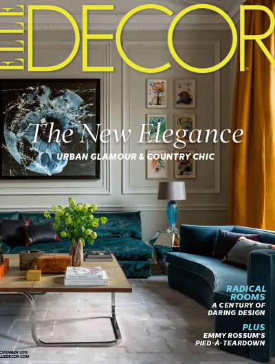 Elle Decor 2016