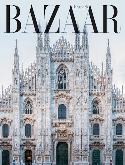 Harpers Bazaar Sept 2016