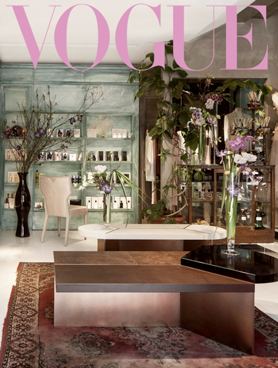 Vogue April 2018