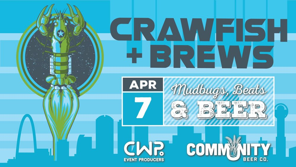 5th Annual Crawfish and Brews - Dallas