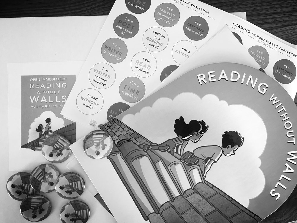 Reading Without Walls Swag!